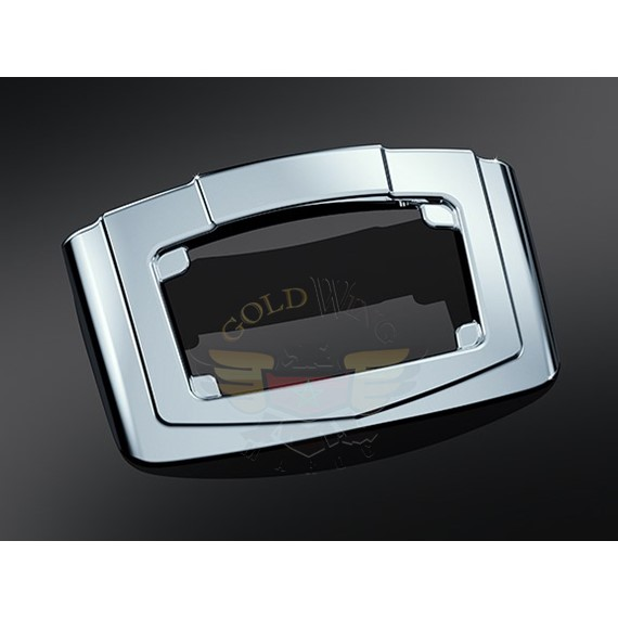License Plate Rear Panel Accent Honda GL1800/ F6B Models (